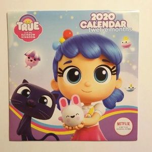 TRUE & THE RAINBOW KINGDOM 2020  CALENDAR